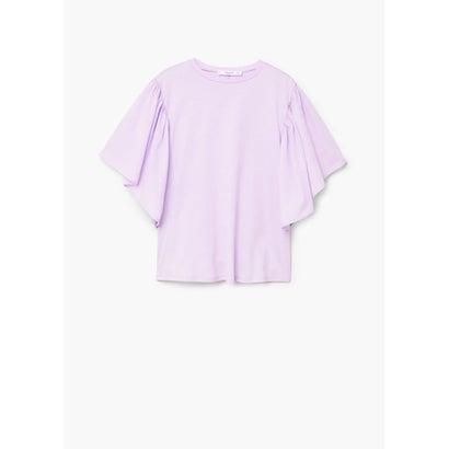 Tシャツ .-- WINGS (パステルパープル)