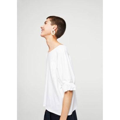 Tシャツ .-- ELEVEN (ナチュラルホワイト)