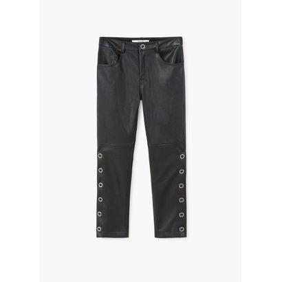 パンツ .-- MOTO (ブラック)