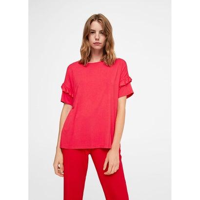 Tシャツ .-- TOLE (ミディアムレッド)