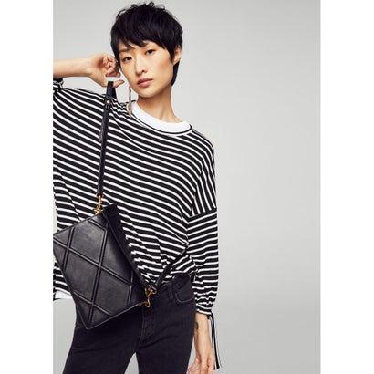 Tシャツ .-- COLAR3 (ナチュラルホワイト)