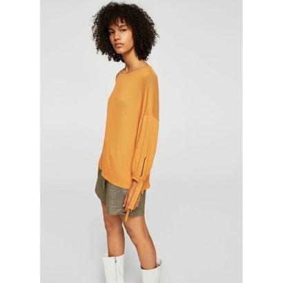 Tシャツ .-- COLAR3 (ミディアムイエロー)