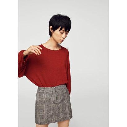 Tシャツ .-- COLAR3 (ミディアムオレンジ)