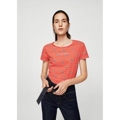 Tシャツ .-- MANGOLA-H (レッド)