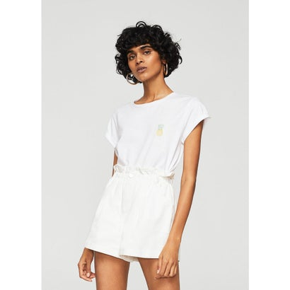 Tシャツ .-- LOVE-H (ホワイト)