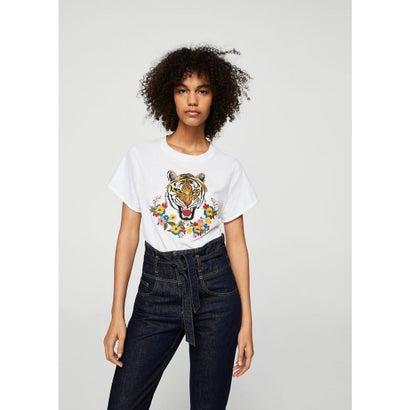 Tシャツ .-- COHEN (ナチュラルホワイト)