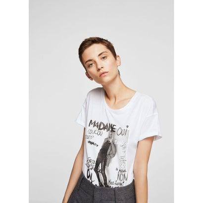 Tシャツ .-- PHOTO (ブラック)