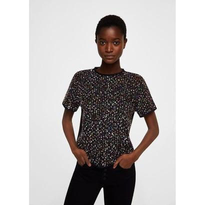 Tシャツ .-- PATI (ピンク)