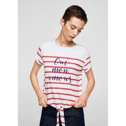 Tシャツ .-- OUI-H (レッド)