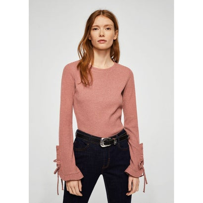 Tシャツ .-- BELLA1 (ピンク)