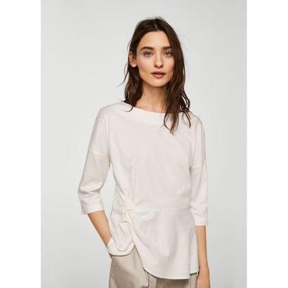 Tシャツ .-- PARISEN (ナチュラルホワイト)