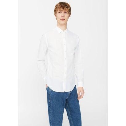 シャツ . SOLIS (ホワイト)