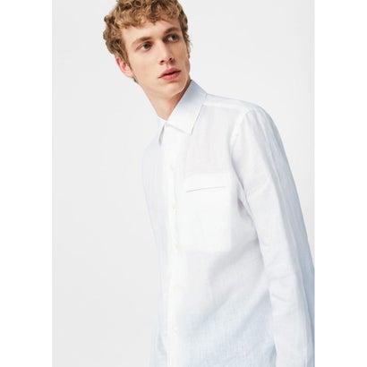 シャツ . PARROT (ホワイト)