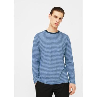Tシャツ .-- DEAN (ブルー)