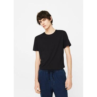 Tシャツ .-- CHERLO (ブラック)