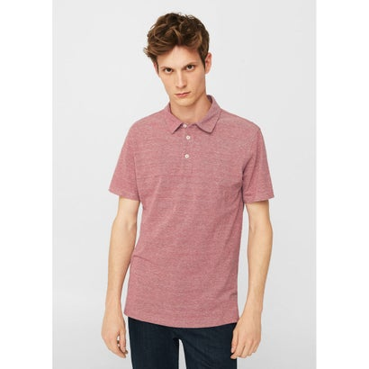 ポロシャツ .-- KLAUS (ブライトレッド)