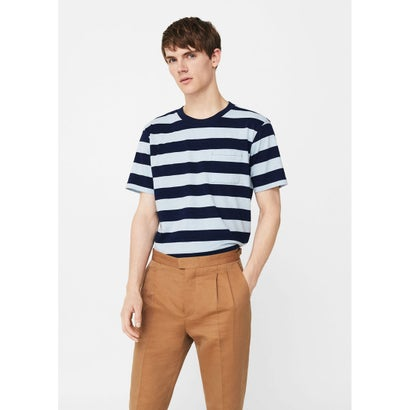 Tシャツ .-- LUDA (ネイビーブルー)