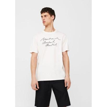 Tシャツ .-- NEUTRY (ホワイト)