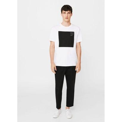 Tシャツ .-- OFFICI (ホワイト)