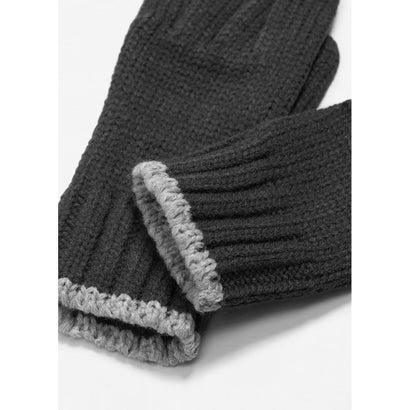 手袋 .-- BERTO1 (グレー)