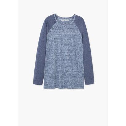 Tシャツ .-- ARNE (ネイビーブルー)