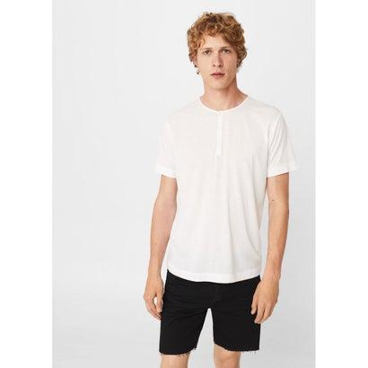Tシャツ .-- JULIAN (ホワイト)