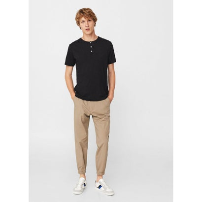 Tシャツ .-- JULIAN (ブラック)