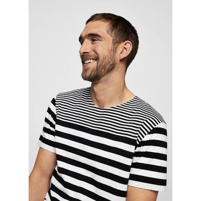 Tシャツ .-- MELVIN (ブラック)