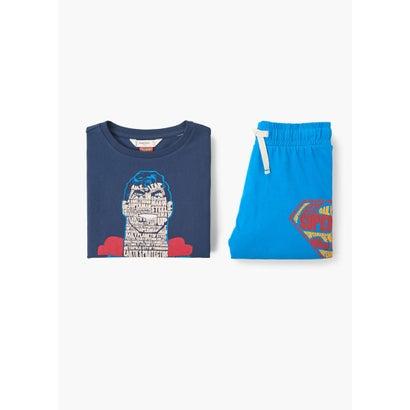 パジャマ PACK . SUPERMAN  (ネイビー)