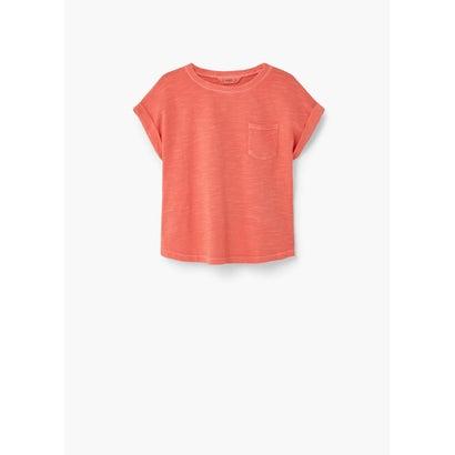 T-シャツ . BASICG8 (ミディアムレッド)