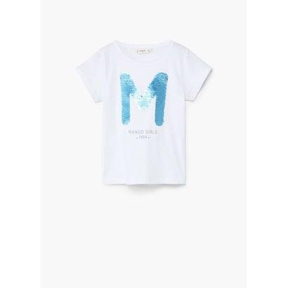 T-シャツ . MANGOLO8 (ホワイト)