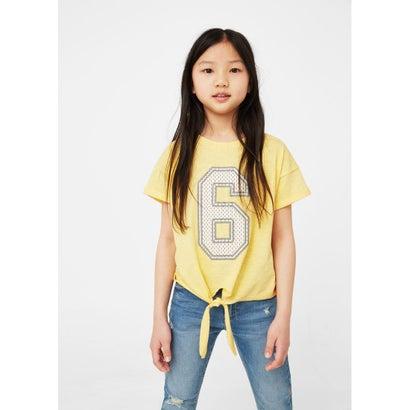 Tシャツ ELCHE (ミディアムイエロー)