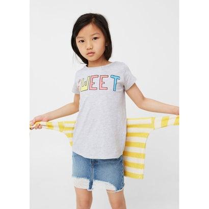 Tシャツ CHIPRE (ミディアムグレー)