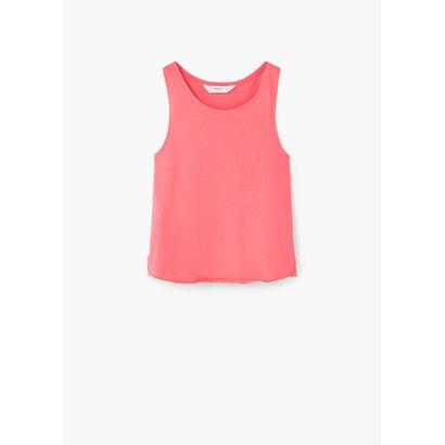 Tシャツ .-- TANK8 (ミディアムピンク)