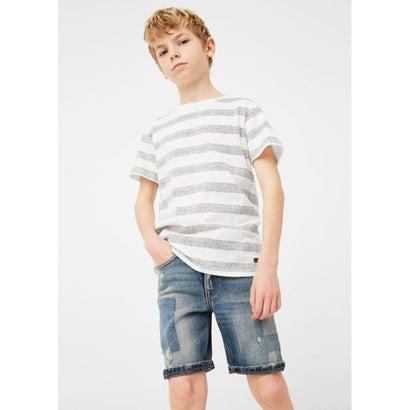Tシャツ .-- MUELLER (ナチュラルホワイト)