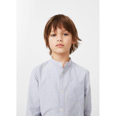 シャツ .-- MARCO-R (ブルー)