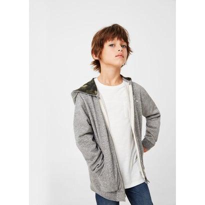 スウェットシャツ .-- GREEN1 (ミディアムグレー)