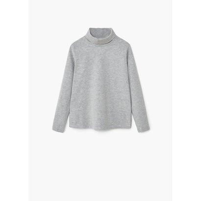 Tシャツ .-- TURBOG1 (ミディアムグレー)