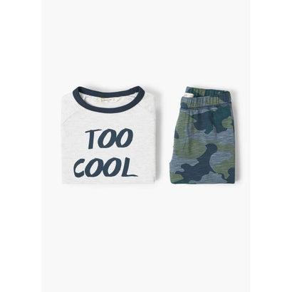 パジャマ・パック .-- COOL (ネイビーブルー)