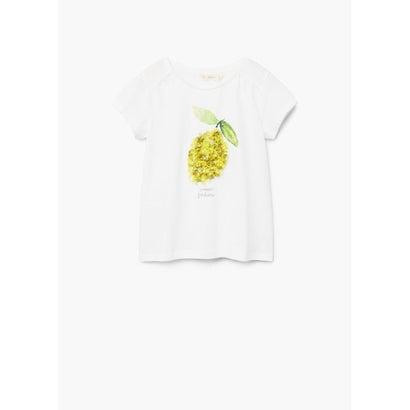 Tシャツ .-- FERROL (ナチュラルホワイト)