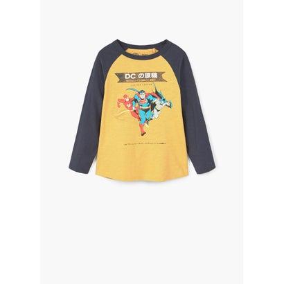 Tシャツ .-- RETRO (ミディアムイエロー)