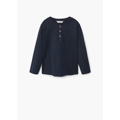 Tシャツ .-- SOFT (ネイビーブルー)