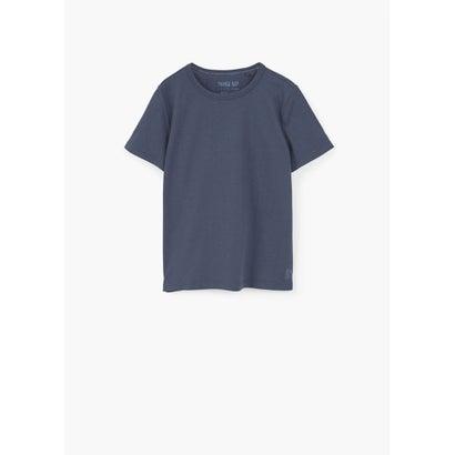Tシャツ .-- MCBASIC8-H (ネイビーブルー)