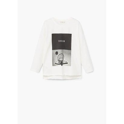 Tシャツ .-- STREET (ライトベージュ)