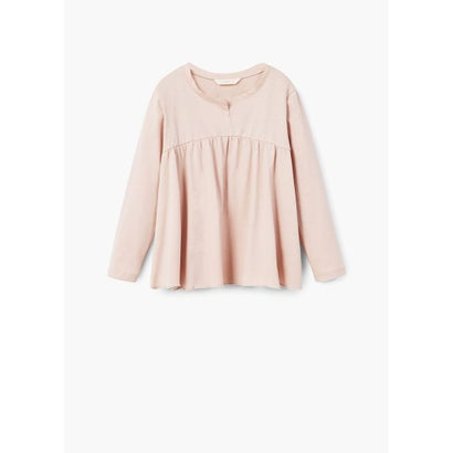 Tシャツ .-- ANA (パステルピンク)
