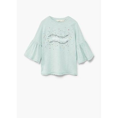 Tシャツ .-- MISTIQUE (グリーン)