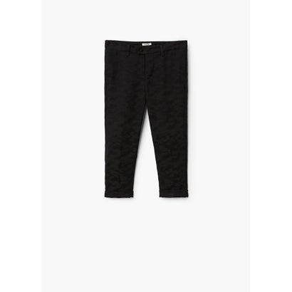 パンツ .-- ALFRED (ブラック)
