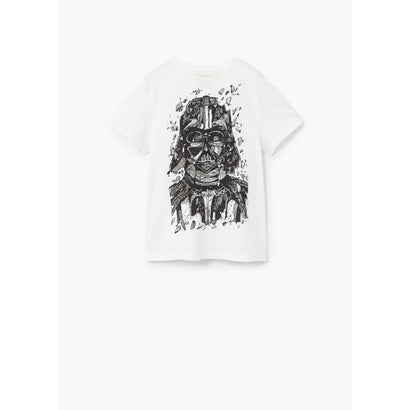 Tシャツ .-- WARS (ホワイト)