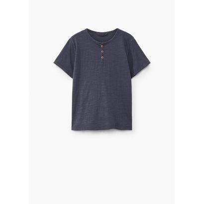 Tシャツ .-- PANI (ネイビーブルー)