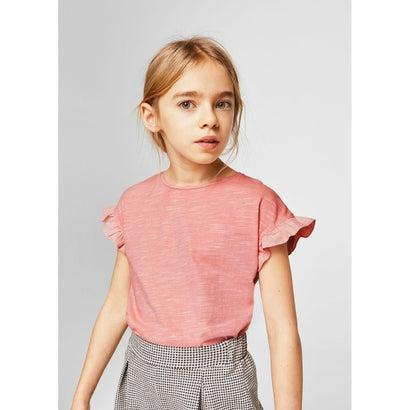 Tシャツ .-- MIX (ピンク)